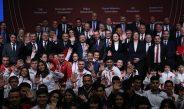 Türk Sporuna Eğitimde % 100 destek